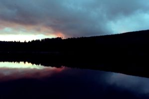 Brecon Reservoir by Criee