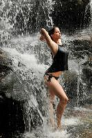 Stacey - wet black 1 by wildplaces