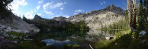 Sawtooth Third Lake 2011-08 1 by eRality