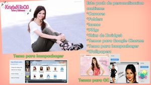 Pack de Personalizacion Victoria Justice by RoohEditions