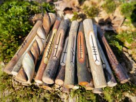 Ogham set by SpiritOfOld
