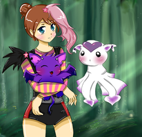 Contest entry~ Fakemon by Fabipon