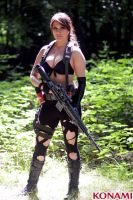 Quiet - Metal Gear Solid 5 by IXISerenityIXI
