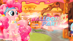 Balloon Party Wallpaper by shaynelleLPS