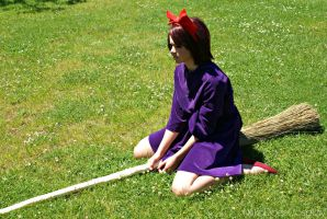 Kiki's Delivery Service by MikoDoesCosplay