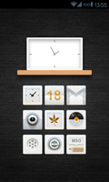 CM9 Android Screenshot Zen by majetic