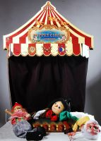 Puppet Stage 2 by MLeighS