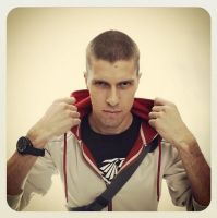 Desmond Miles - Assassin's Creed by HenchmenProps