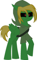 BEN Drowned pony -My style- by Laser-Pancakes