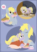 Welcome Home Dinky by raygirl