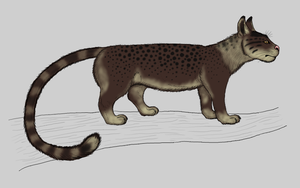 Future Forest Cat by WSnyder