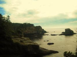 The Pacific Coast by Bethany1994