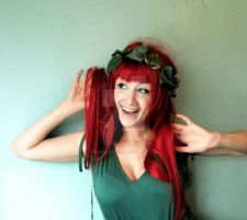 Poison Ivy Cosplay by piratesavvy07
