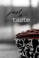 Just A Taste by Brooque613