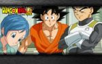 Goku, Vegeta and Bulma Wallpaper by PikachuStar93