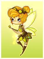 Steampunk Tink by agusmp