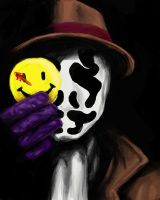 rorschach by Laphyette