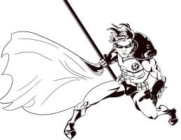 "Robin ""Boy Wonder"" by PhillieCheesie"
