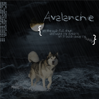 Avalanche by YourArchAngel