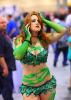 Ivy Body Paint by GrinningRedFox