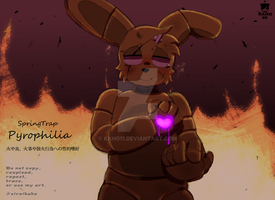 Abnormal Proclivities Freddy's-SpringTrap by kaho11