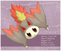 Squirrely Fakemon by princess-phoenix