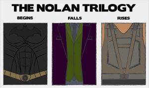 The Nolan Trilogy by BrentonPowell