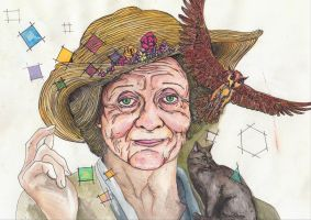Maggie Smith - my love by vito20123