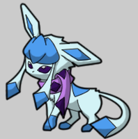 Glaceon by the-unnamed-soul