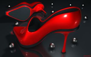 High Heeled 2 by At0mArt