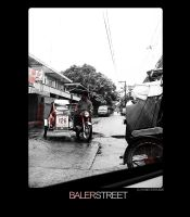 Baler Street at 2.30 PM by honeystar
