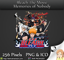 Bleach Memories of Nobody - Anime Folder Icon by lSiNl
