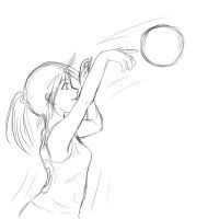 basketball by Korashi