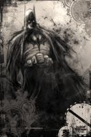 The Dark Knight by Bane-the-Jester