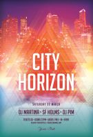 City Horizon Flyer by styleWish