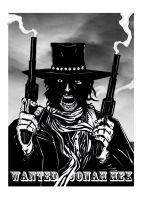 Jonah Hex Wanted by Lpsalsaman