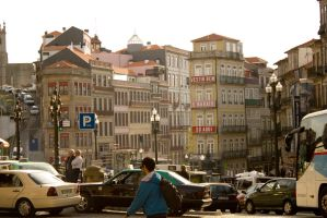 Sao Bento - Oporto by Iridium-77