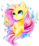 Flutty by Koveliana