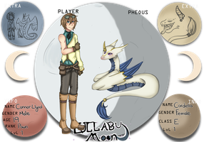 .:Lullaby--Moon Application:. Connor Lloyd by TheLostArts