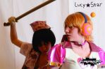Surprise!!!! Demon Nurse and Heather Mason by lucilapinget