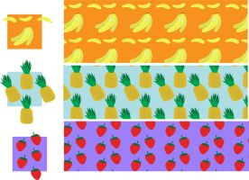 fruity patterns by emilyboyer