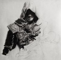 Assassin's creed 4 black flag (W.I.P) by Benecry1342