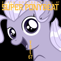Super Ponybeat Vol. 067 Mock Cover by TheAuthorGl1m0