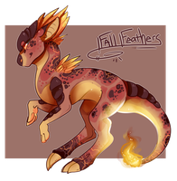 Fall Feathers CLOSED by Fenny-Fang