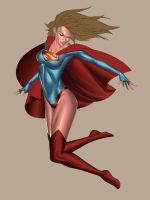 Supergirl WIP3 by R62