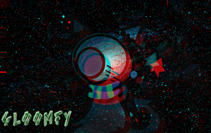 Space vision(3d-stereoscopy) by gloomfy