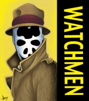 Rorschach by Ahhmei