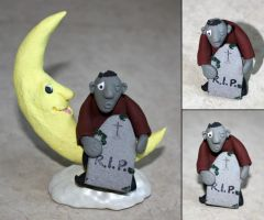 Igor on my moon by elvaniel