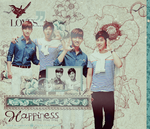 TVXQ Happieness by RoOZze