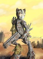 Fallout Style) by SpannerPaint